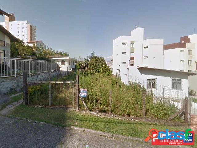 Terreno com área de 644,16m², venda direta, bairro ipiranga, são josé, sc, assessoria gratuita na pinho