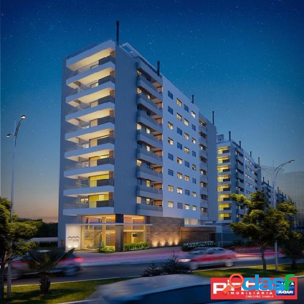Apartamento novo de 02 dormitórios, maria augusta home + design, para venda, bairro itacorubi, florianópolis, sc