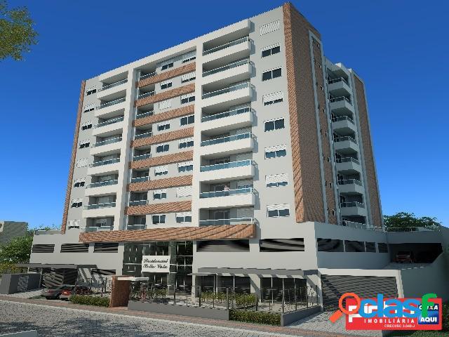 Apartamento novo, 02 dormitórios, residencial bella vista, para venda, santo amaro da imperatriz, sc