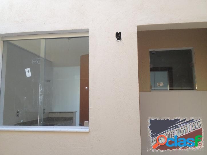 Casa geminada de 2 quartos 3
