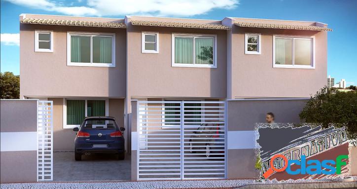 Casa geminda planalto