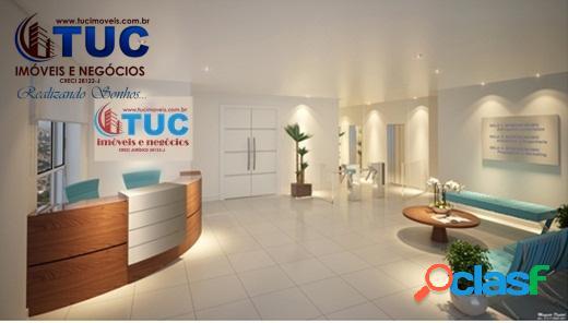 Salas comerciais em s.b.c com melhor preço por m² da região!