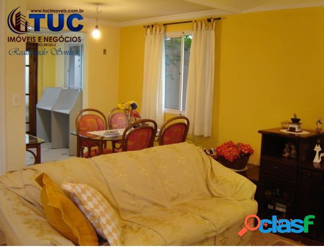 Casa em condomínio fechado, cm 03 dorms, 04vgs em sbc !!!