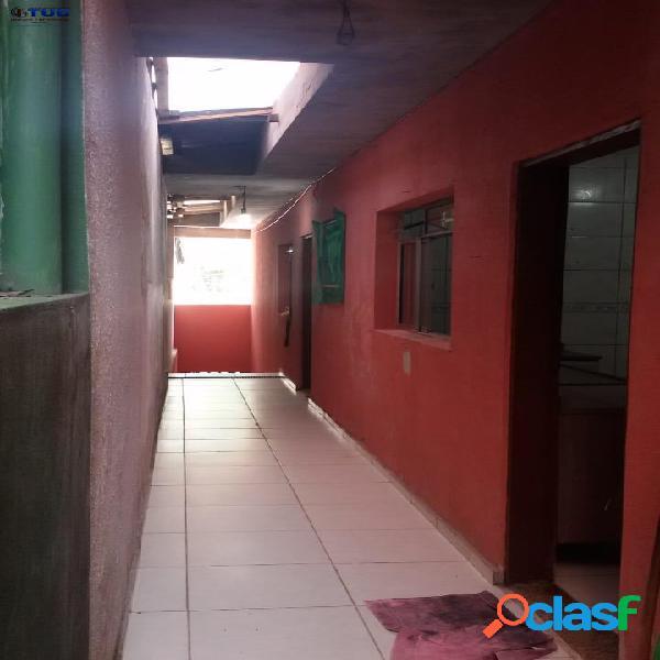 Casa c/03 dorms 01 suite 04 vgs -entrada 175 mil + parc -sbc