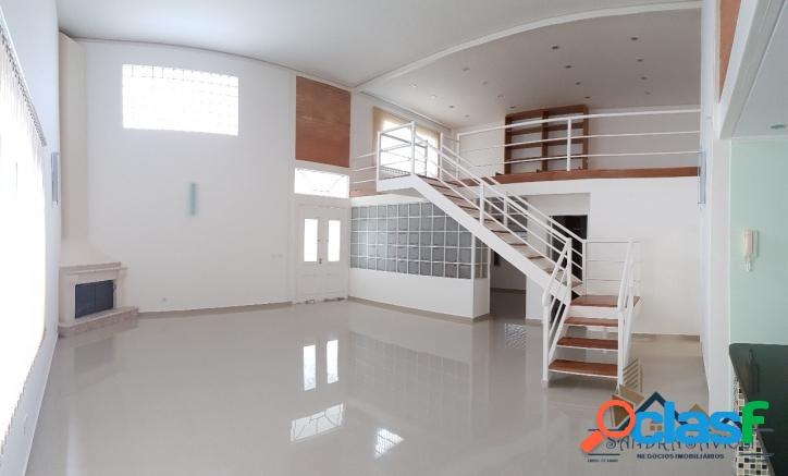 Abaixou! elegante casa no condomínio haras bela vista