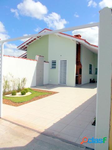 Casa nova 3 dormitorios (1 suite)