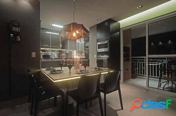 Apartamento para locação alpha style
