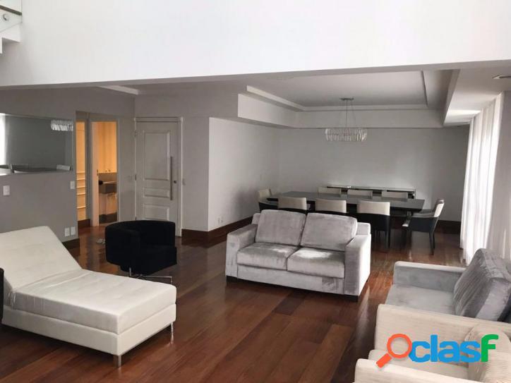 Apartamento duplex residencial para venda e locação, alphaville, barueri.