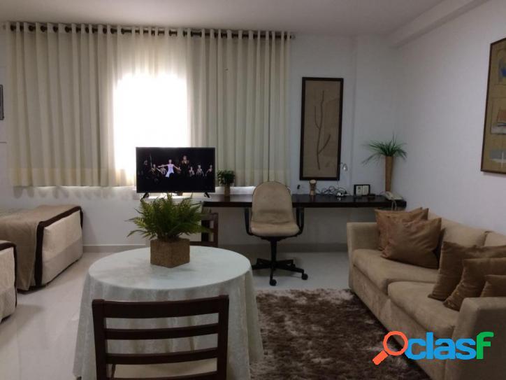 Flat para locação no quality suites alphaville