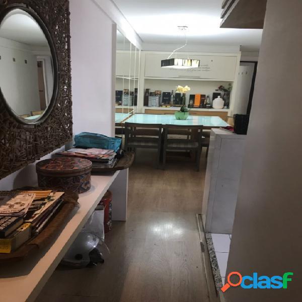 Venda e locação de apartamento edificio santiago alphaville