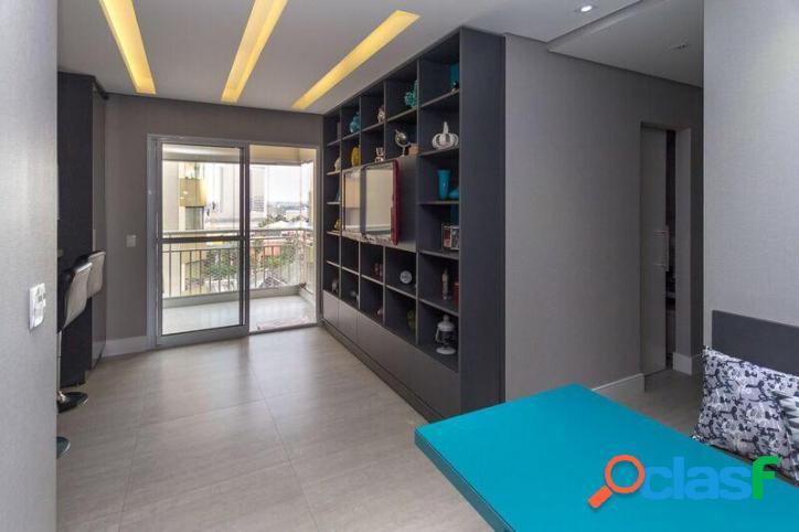 Apartamento mobiliado para venda alpha style