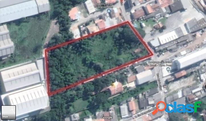 Terreno 7200 m² - terra preta