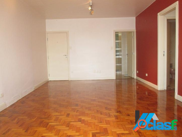 Apartamento 3 dormitório em moema - sp