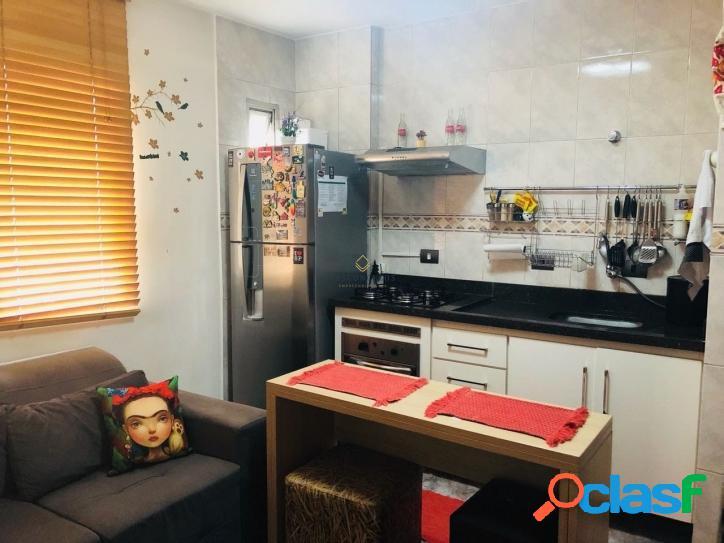 Kitnet, dormitório separado 1 vaga, Bela Vista - SP