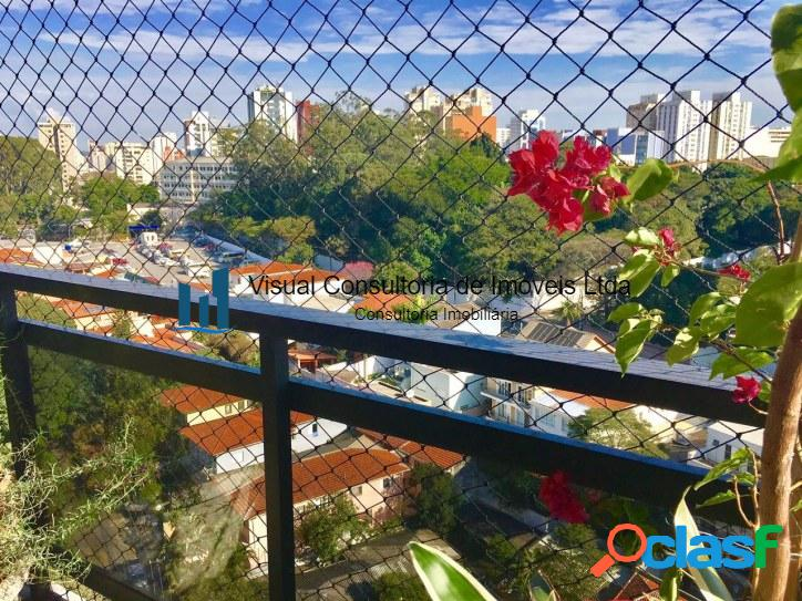 Lindo apartamento para venda ou locação no klabin prox metro