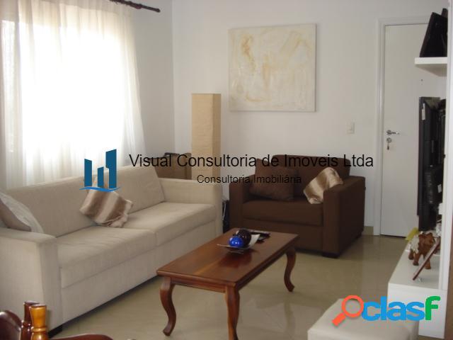 Apartamento com 3 dormitórios, lazer completo no Ipiranga