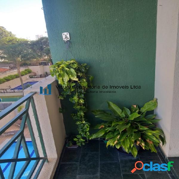 Metro santa Cruz 2 dormitórios suite lazer 3