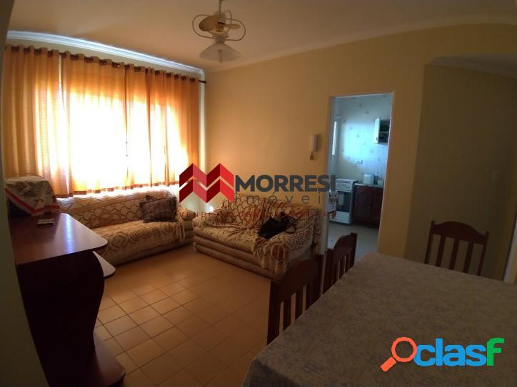 Apartamento 2 dormitórios - bal. maracanã/praia grande
