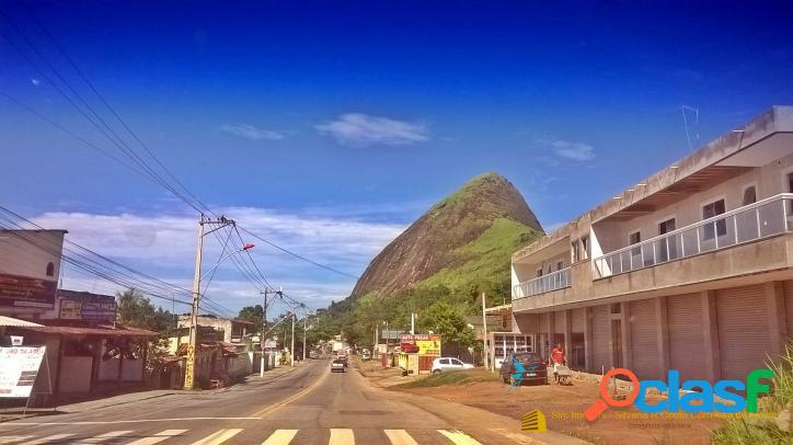 Lote comercial de esquina com 864 m² em itaipuaçu.