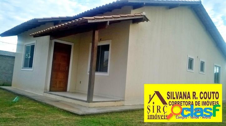 Casa 3 qts(suíte) terreno 405 m² r$ 250 mil - itaipuaçu