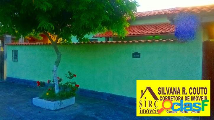 Casa em itaipuaçu- 2 qts,perto da rua 1 r$ 220 mil