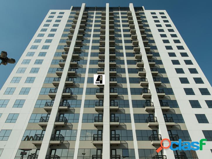 Oportunidade investimento, sala comercial centro diadema, 46m², contrapiso