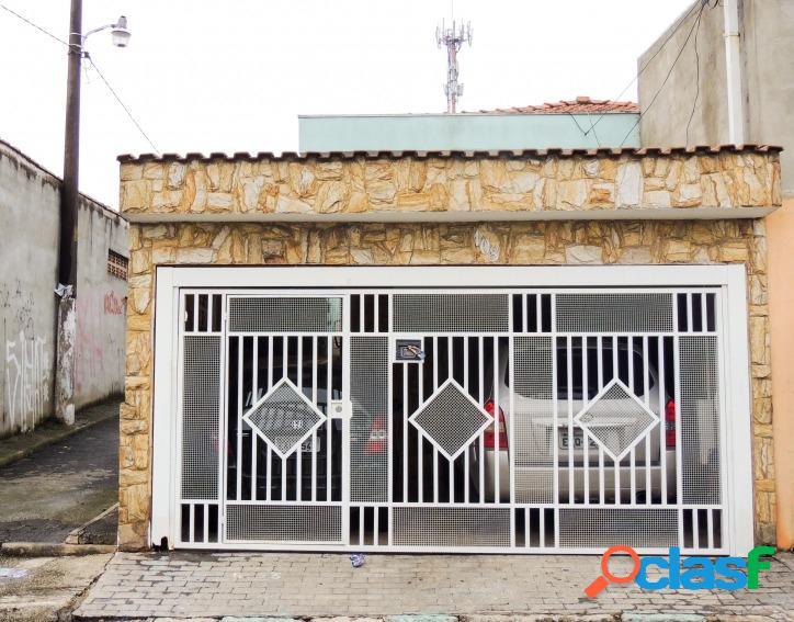 Casa térrea jd.brasília -sbc -sp