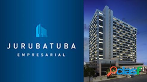 Salas comerciais rua jurubatuba