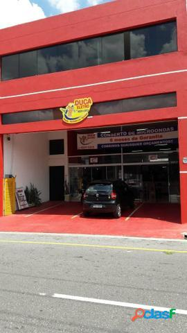 Conjunto comercial bairro nova gerty s.c.s