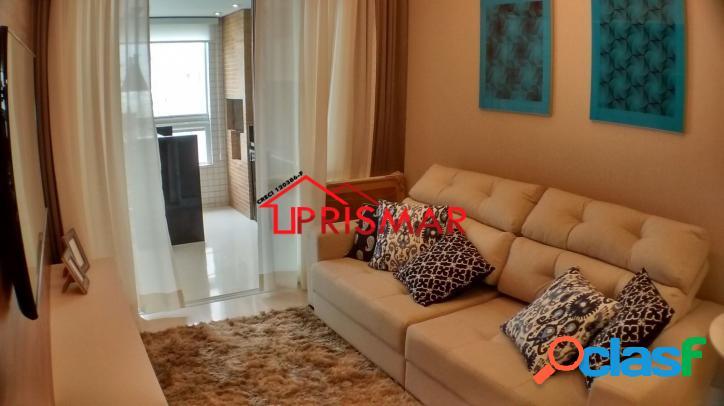 Novo 2 dormitorios com 1 ou 2 suítes 1 ou 2 vagas s.vicente