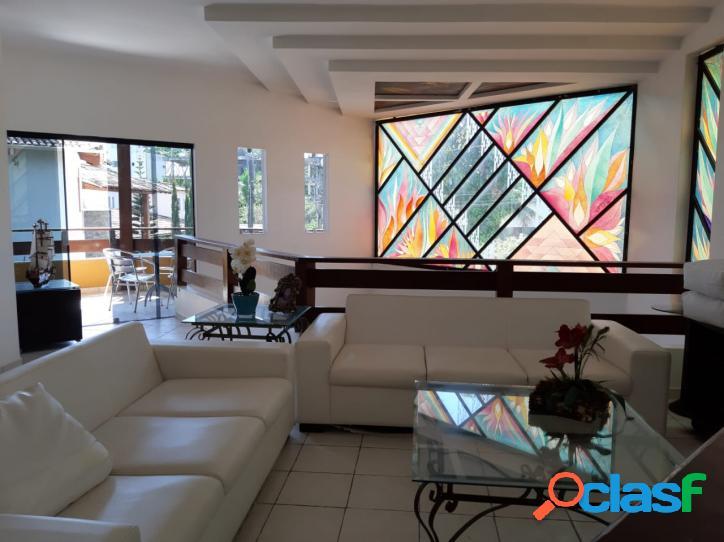 Vendo mansão em bairro nobre de ilhéus - bahia - 500 m² de área construída