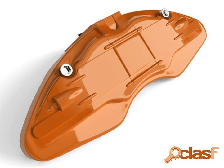 Capa para pinça de freio - laranja