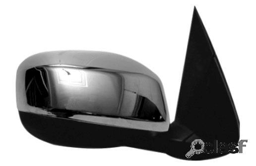 Capa de retrovisor cromada para honda city 2009/2014 sem furo