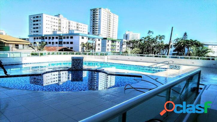 Apartamento em Praia Grande bairro Guilhermina 2