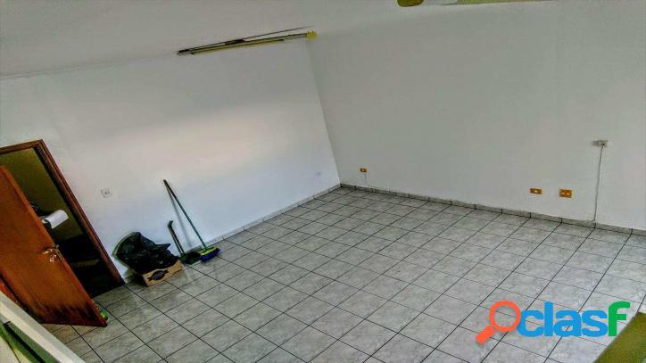 Sala em Praia Grande bairro Boqueirão