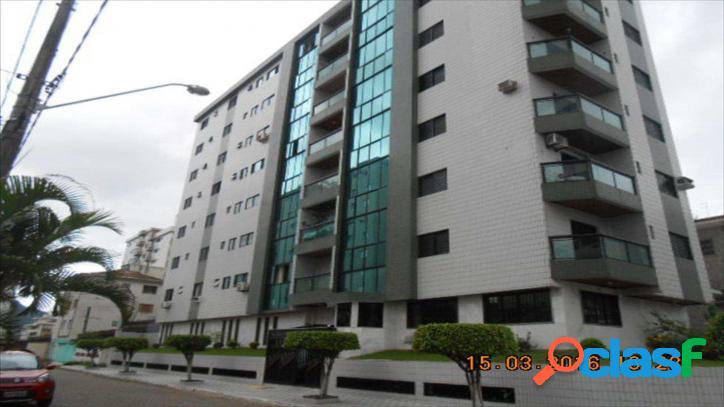 Apartamento em praia grande bairro guilhermina,sp: cód.1053