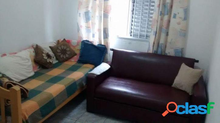 Apartamento um dormitório, ocian, praia grande,sp.: cód.:1976
