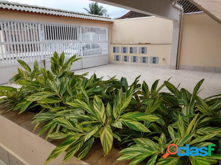 Casa sobreposta, bairro maracanã, praia grande, cód.: 2391