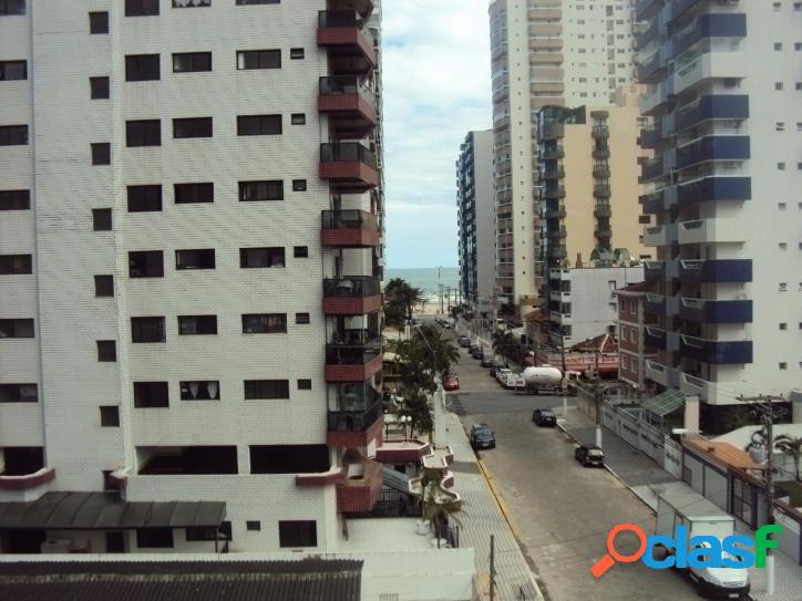 Apartamento, bairro Canto do Forte, Praia Grande, SP, cód. 2488