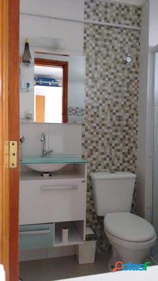 2 Dormitórios / 1 Suíte / Vila Tupi / Mobiliado 3