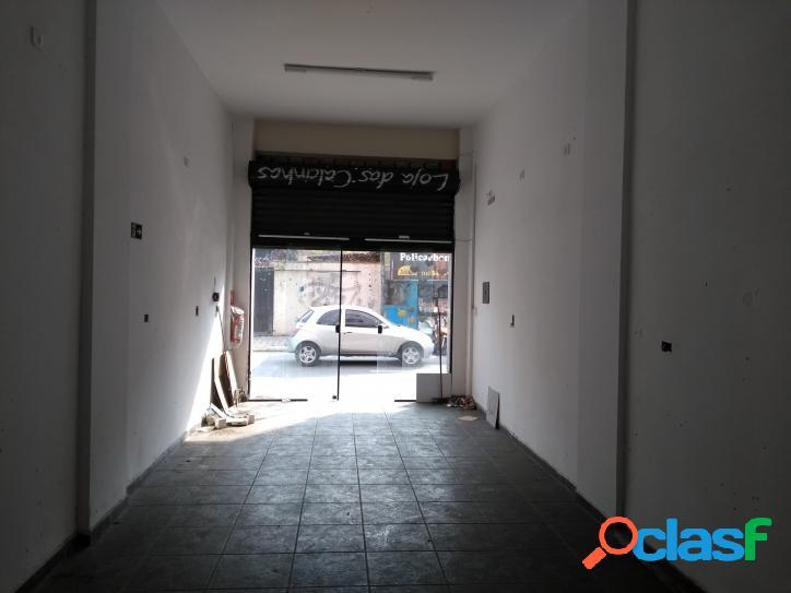 Loja, comercial no centro do boqueirão, praia grande, sp. cód, 2531
