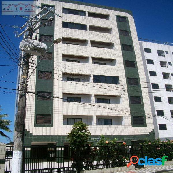 Apartamento em mongaguá, 1 quarto