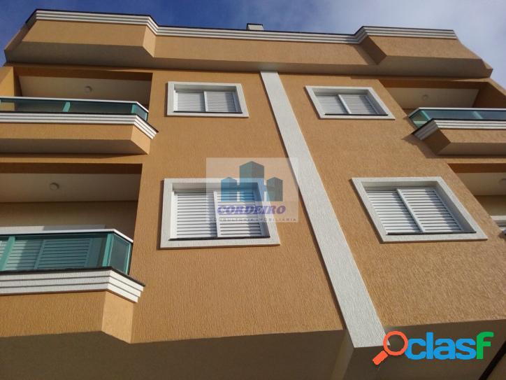 Cobertura duplex de 02 dormitórios em santo andré