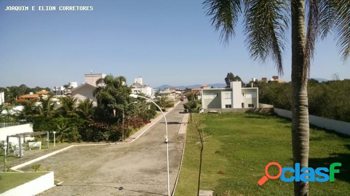 Terreno em condomínio para venda em florianópolis / sc no bairro cachoeira do bom jesus