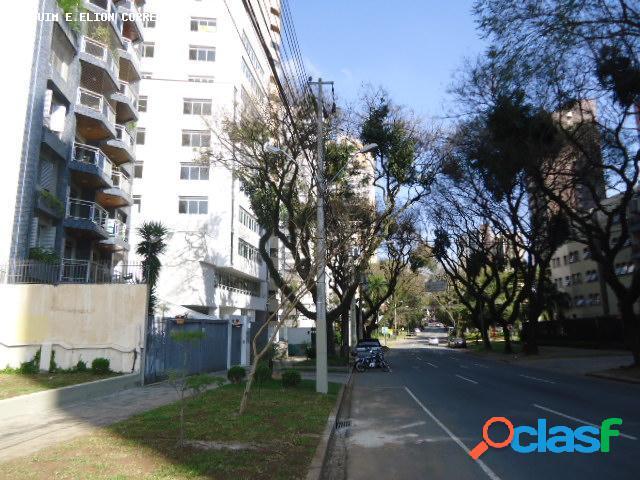 Apartamento para venda em curitiba / pr no bairro água verde