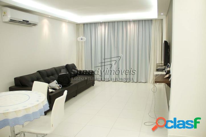 Apartamento em Santos SP, 2 dormitórios.