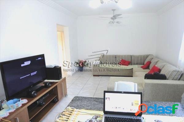 Venda de apartamento em Santos, José Menino, 2 dormitórios.
