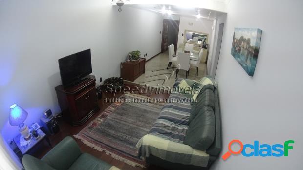 Apartamento com 2 dormitórios campo grande em santos sp