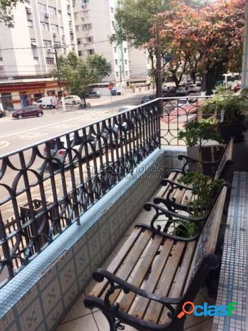 Venda Apartamento em Santos, Ponta da Praia, 3 dormitórios. 1