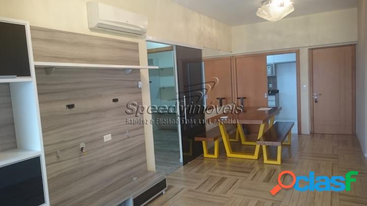 Edifício São Basílio, Apartamento em Santos SP 2 dormitórios 3